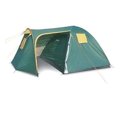FHGJ 5-7 Person Zelt Doppel Camping Zelt Outdoor Familie Camping Zelte Für Camping Reisen
