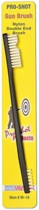 Pro Shot Gun Care Double End-Nylon Gun Brush