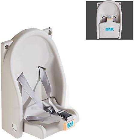 おむつの場所を変える赤ん坊を折る - 縦の壁に取り付けられた赤ん坊の変更テーブル、抗菌性のHDPEは、80ポンドまで支えます