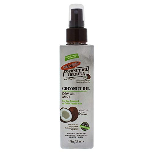 (Palmer's Coocnut Oil Formula Weightless Shine Dry Oil Mist, 6 fl. oz.)