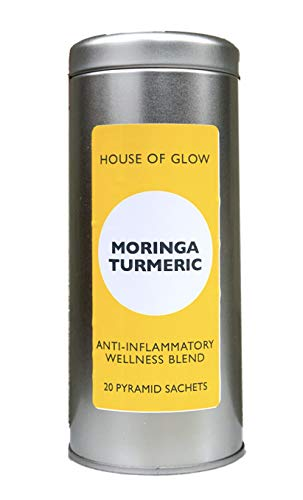 Moringa Turmeric Wellness Blend Tea