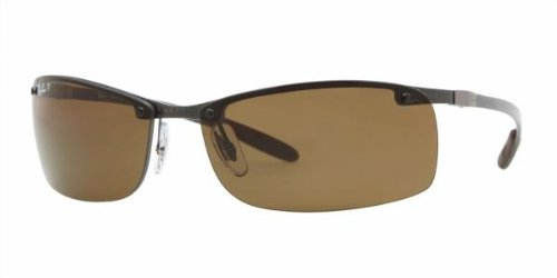 b06f6f7f3fa51c Ray-Ban Mens Rb 8305 Carbon Fibre Sunglasses- All Colors  Ray-Ban   Amazon.co.uk  Clothing