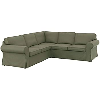 The Thick Cotton Ikea Ektorp 2 2 Sofa Cover Replacement Is Custom Made For  Ikea Ektorp