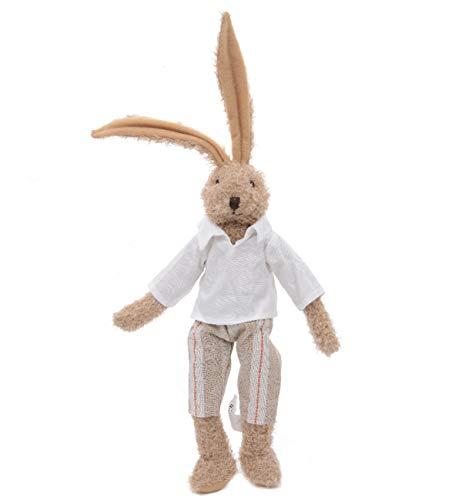 (HXW.GJQ Kids Stuffed Animal Toy, Plush Bunny Toys for Babies Boys Girls, Gift Doll,12