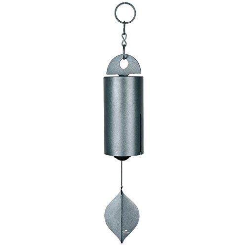 Heroic Wind Bell - Woodstock Heroic Windbell, Medium, Green