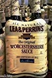 Worcestershire Sauce 20 Oz, 2 Pack by Lea & Perrins [Foods]
