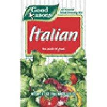 Good Seasons Salad Dressing & Recipe Mix Italian All Natural, .7 OZ (Pack of 48) by Good Seasons
