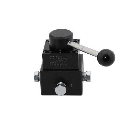 BVA Hydraulics PR43 4-Way 3 Position Tandem Center Remote Mounted Valve