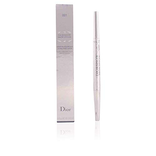 (Christian Dior Brow Styler Ultra Fine Precision Pencil, No. 001 Universal Brown, 0.003 Ounce)