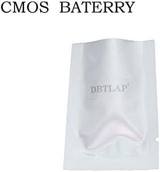 DBTLAP CMOS RTC Batería Compatible para Acer Aspire One 751H ZA3 CMOS BIOS RTC Batería
