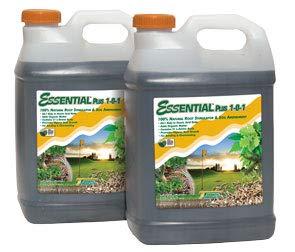 - Growth Products Essential Plus 1-0-1 - 100% Natural Organic Fertilizer - 2.5 Gallon Jug