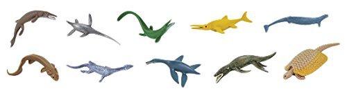 Toob SF681004 Safari Bulk Bag Prehistoric Sea Life Miniatures by Toob - Life Miniatures Toob