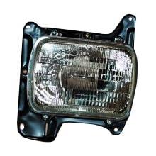 TYC 22-1009 Nissan Passenger Side Headlight Assembly