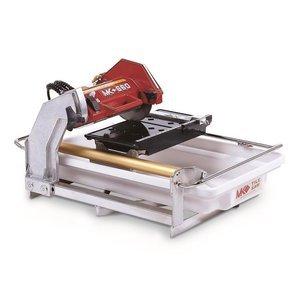 MK Diamond 153330 MK-660 3/4 Horsepower 7-Inch Wet Tile Saw