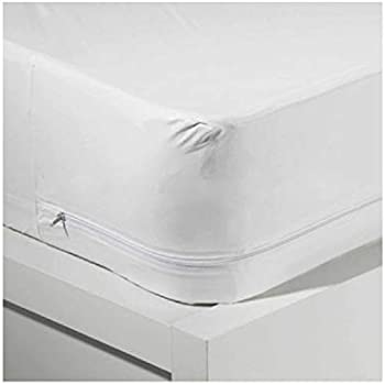 Amazon Com Crib Size Fitted Mattress Cover Vinyl Toddler
