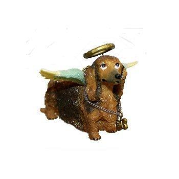 Dachshund Angel Dog Ornament ()