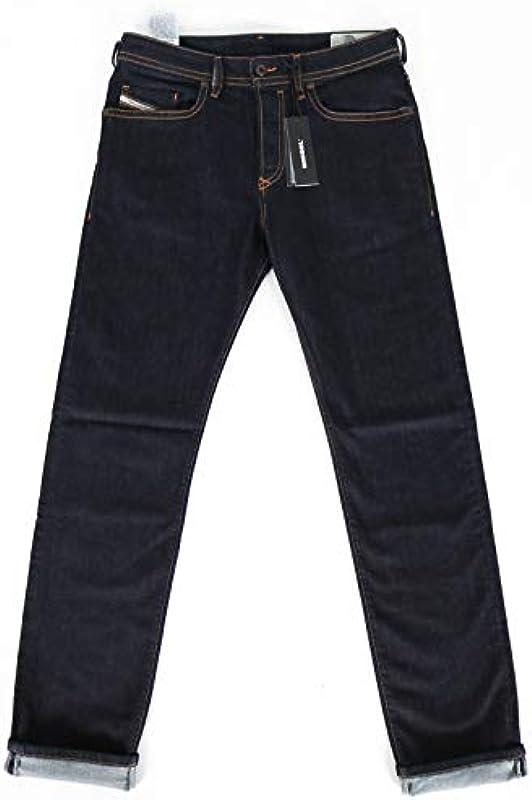 Diesel Buster Straight dżinsy męskie: Odzież
