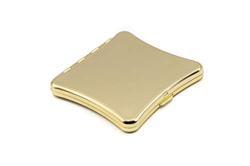 Ladies Compact Mirror, Small Elegant 2 Sided Pocket Mirrors for Your Purse - Perfect for Travel - 3X/1X Magnification Vintage Handheld Makeup Mirror For All Your Personal Needs, Order Now!