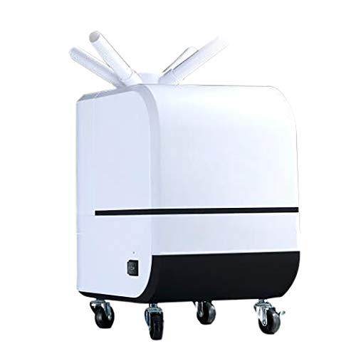 工業用加湿器噴霧量1800ml / H商用大型超音波無声噴霧器リモコン12時間計時機能