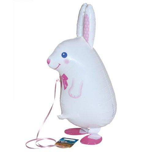 My Own Pet Balloons White Rabbit