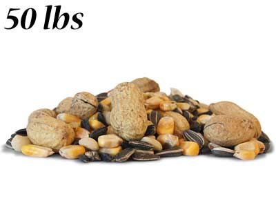 BestNest Critter Snack Seed Mix, 50 lbs. by BestNest (Image #1)