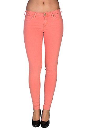 Lee Toxey - Pantalones Mujer Rosa
