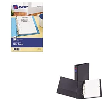 Three Rings Office Graphic Designer Amazoncom Kitave06401ave14230 Value Kit Avery Legal Threering Durable Binder Wround Rings ave06401 And Avery Mini Binder Filler Paper ave14230 Amazoncom Amazoncom Kitave06401ave14230 Value Kit Avery Legal Three