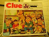 CLUE JR. : CASE OF THE MISSING PET (1989) (Cherry Rockford)