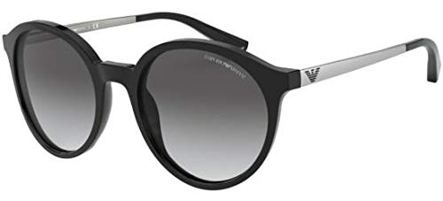 Emporio Armani 0EA4134 Gafas de sol, Black, 53 para Mujer ...