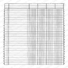 (Ledger Cover-a-Card Unmounted Cling Rubber Stamp (CC165) )