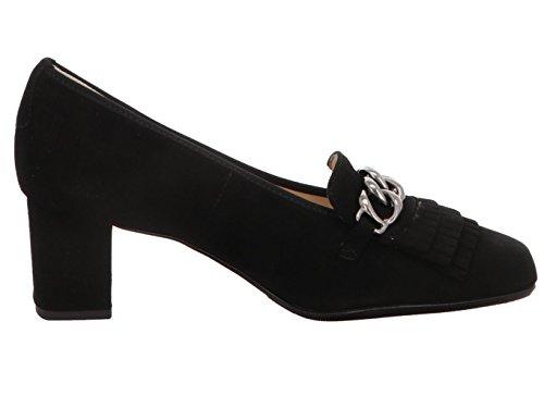 black Hassia black Black Women's 43053420100 Shoes Court rXxvgwr