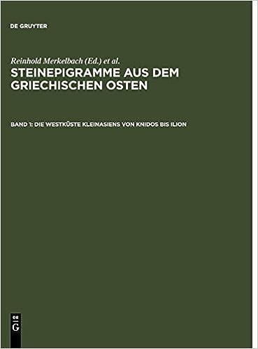 Merkelbach & Stauber cover