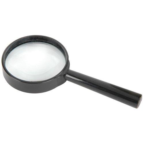 Mercury Groß General Zweck Handheld Lupe 6x Vergrößerung