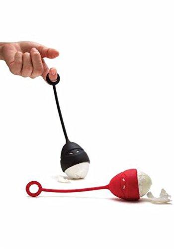 Monkey Business Egg Ninjas - Soporte para cocer Huevos ...
