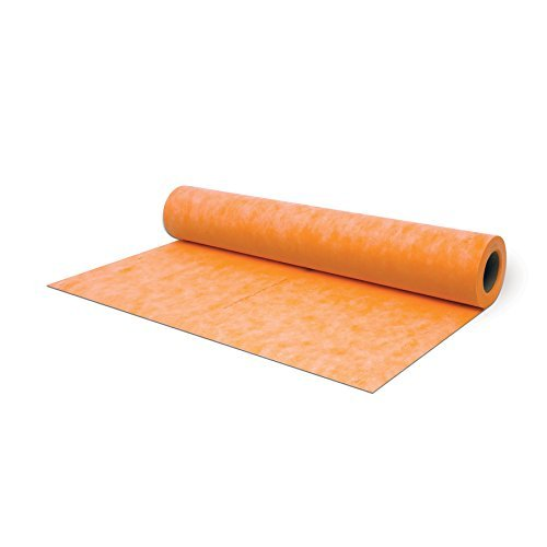 Schluter Kerdi 108 Sq Ft Waterproofing Membrane (Best Tile Backer For Shower Walls)