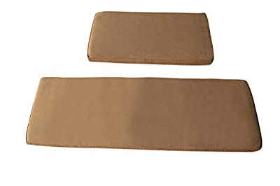Radiant Saunas SA7001 1-Person Sauna Seat Cushion, One Size Brown