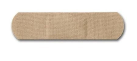 3' Fabric Bandage (McKesson Medi Pak Performance Bandage Fabric Strip 3/4'X3' Latex Free - Box of 100 - Model 16-4813)