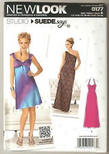 Simplicity Creative Patterns New Look 6173 Misses' Special Occasion Dress, A (4-6-8-10-12-14-16) (Misses Special Occasion Pattern)