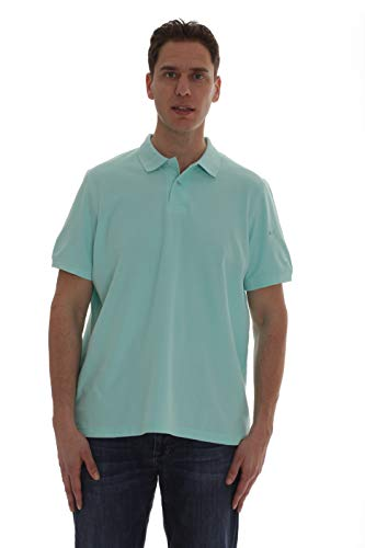 Whiskey and Oak Classic Fit Short Sleeve Polo Shirts for Men 15930-MNT-3XL -