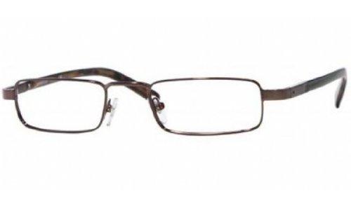 eglasses Styles Dark Brown Frame w/Non-Rx 53 mm Diameter Lenses, SF2202-352-53 ()