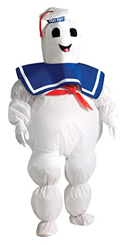 SALES4YA Boys Stay Puft Inflatable Kids Costume Boys Costume ()