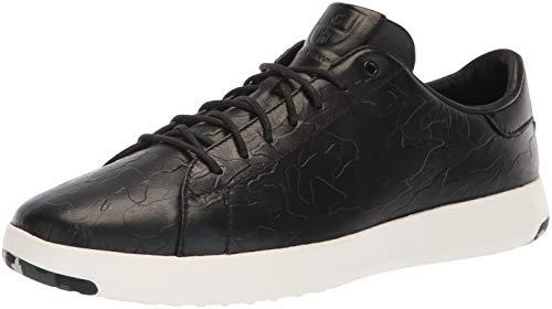 (Cole Haan Men's Grandpro Tennis Sneaker, Black camo Embossed, 10 M)