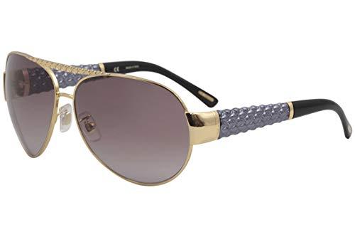 Chopard Women's SCH994 SCH/994 300X Gold Fashion Pilot Sunglasses ()