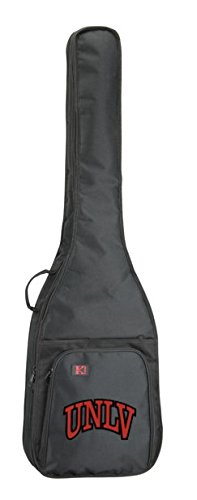 NCAA Collegiate Bass Guitar Bag - University of Nevada Las Vegas UNLV Rebels