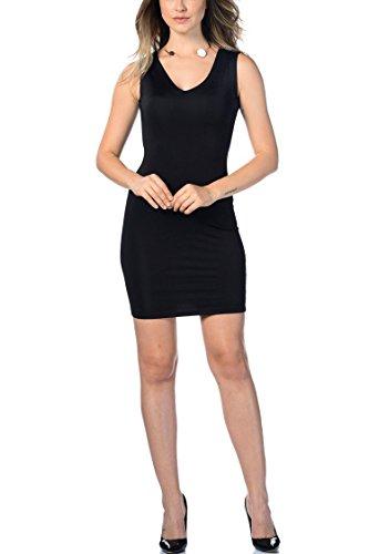 Dewberry - Vestido - para mujer negro