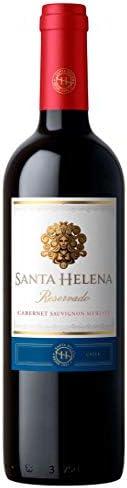 Vinho Tinto Cabernet Sauvigon e Malbec Santa Helena Reservado, 750ml