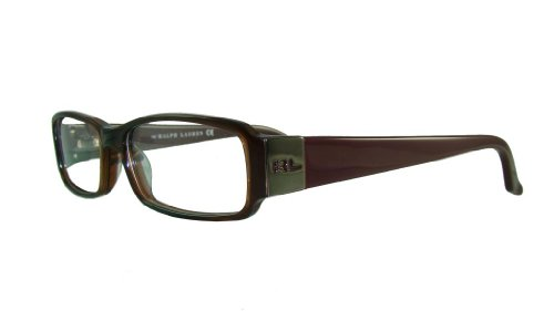 Polo Ralph Lauren Unisex Adult Eyeglasses 1483 Ktw Brown Frames Size - Glasses Polo Uk