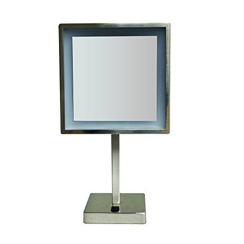 Whitehaus Square Mirror - 1