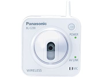 Panasonic BL-C230A Network Camera 64 BIT Driver