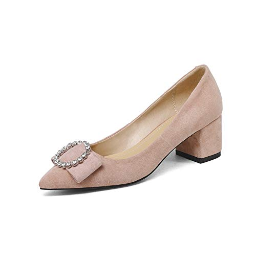 36 MMS06435 Inconnu Femme Rose 1TO9 Sandales Compensées Rose 5 AAw5q40